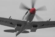 SM845 - Historic Flying Supermarine Spitfire FR.XVIIIe aircraft