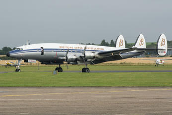 HB-RSC - Breitling Lockheed L-049 Constellation