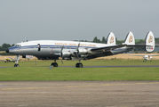 HB-RSC - Breitling Lockheed L-049 Constellation aircraft