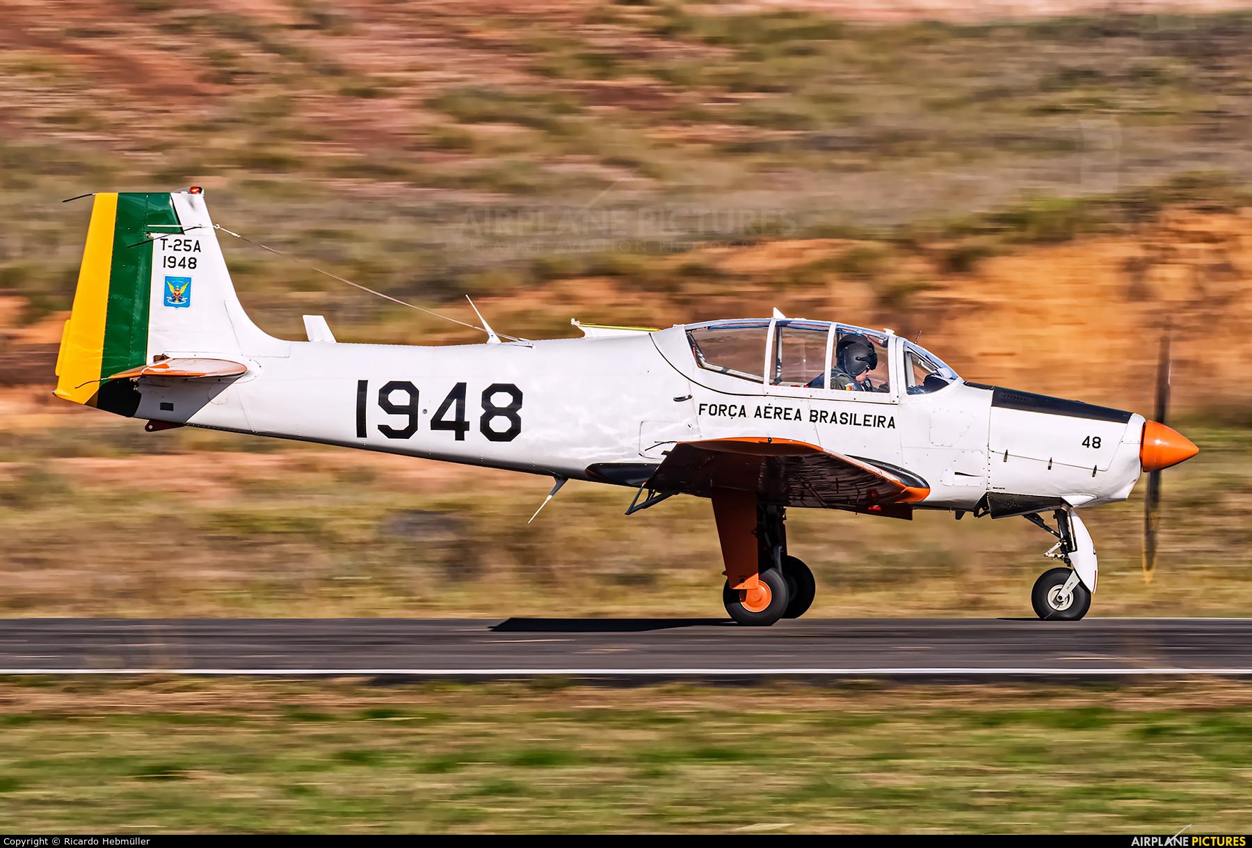 Brazil - Air Force 1948 aircraft at Taubaté