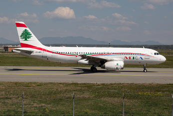 OD-MRS - MEA - Middle East Airlines Airbus A320