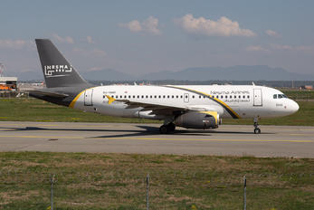 SU-NMD - Nesma Airlines Airbus A319