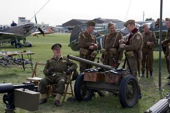 - - Dads Army - Airport Overview - Military Personnel