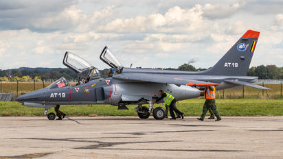AT19 - Belgium - Air Force Dassault - Dornier Alpha Jet 1B