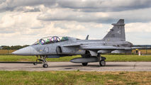 43 - Hungary - Air Force SAAB JAS 39D Gripen aircraft