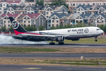 B-1576 - SF Airlines Boeing 767-300F