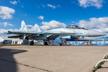 RF-81730 - Russia - Air Force Sukhoi Su-35S