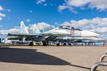 RF-81773 - Russia - Air Force Sukhoi Su-30SM