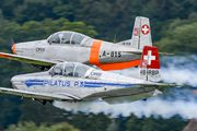 HB-RBP - P3 Flyers Ticino Pilatus P-3 aircraft