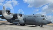 1502 - Poland - Air Force Lockheed C-130E Hercules aircraft