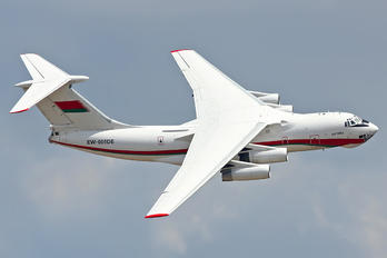 EW-005DE - Belarus - Air Force Ilyushin Il-76 (all models)