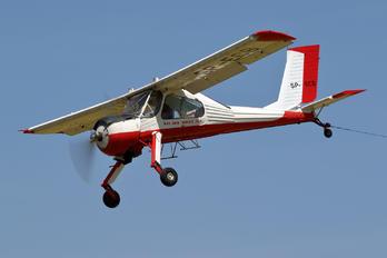 SP-ECB - Private PZL 104 Wilga 35A