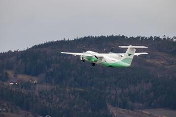 LN-WIP - Widerøe de Havilland Canada DHC-8-100 Dash 8