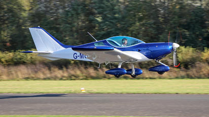 G-MUTT - Private CZAW / Czech Sport Aircraft SportCruiser