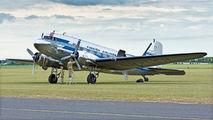 OH-LCH - Aero - Finnish Airlines (Airveteran) Douglas DC-3 aircraft