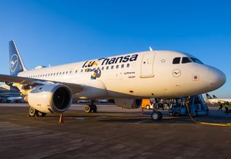 D-AILU - Lufthansa Airbus A319