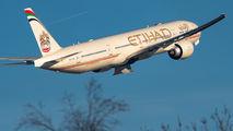 A6-ETM - Etihad Airways Boeing 777-300ER aircraft