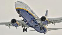EI-DCY - Ryanair Boeing 737-800 aircraft