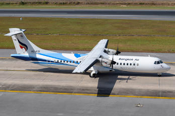 HS-PZF - Bangkok Airways ATR 72 (all models)