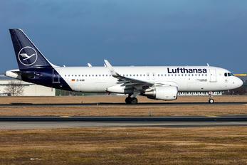 D-AIWI - Lufthansa Airbus A320