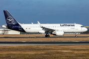 D-AIWI - Lufthansa Airbus A320 aircraft