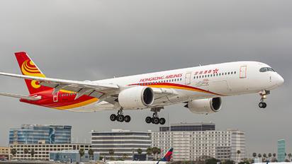 B-LGC - Hong Kong Airlines Airbus A350-900