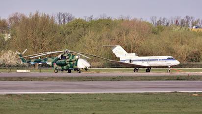 RF-28517 - Russia - Air Force Mil Mi-8AMTSh-1