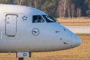 D-AECI - Lufthansa Regional - CityLine Embraer 170-200 STD aircraft