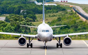 VP-BFG - Aeroflot Airbus A320