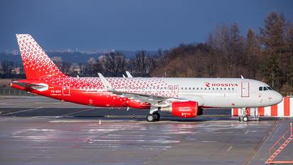 VQ-BRV - Rossiya Airbus A320