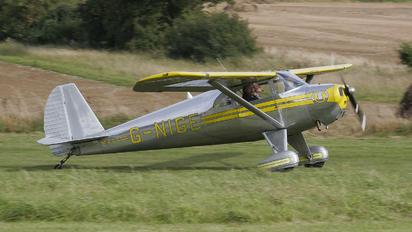 G-NIGE - Private Luscombe 8E Silvaire Deluxe