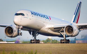 F-HTYD - Air France Airbus A350-900