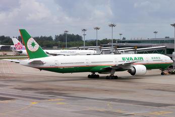B-16711 - Eva Air Boeing 777-300ER