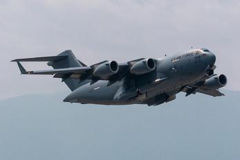 08-8199 - USA - Air Force Boeing C-17A Globemaster III