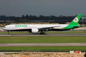 B-16726 - Eva Air Boeing 777-300ER