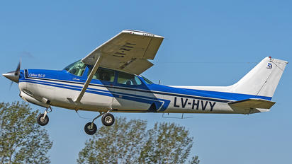 LV-HVY - Private Cessna 172 RG Skyhawk / Cutlass