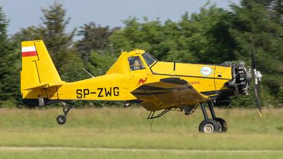SP-ZWG - ZUA Mielec PZL M-18 Dromader