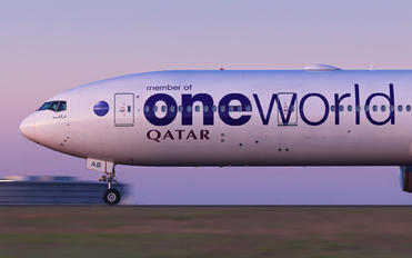 A7-BAB - Qatar Airways Boeing 777-300ER