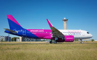 First Airbus A320neo for Wizz Air title=