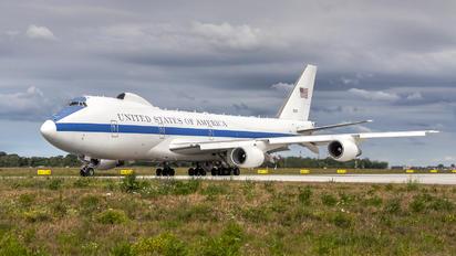 50125 - USA - Air Force Boeing E-4B