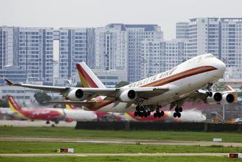 N706CK - Kalitta Air Boeing 747-400BCF, SF, BDSF