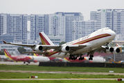 Kalitta Air Boeing 747 visited Ho Chi Minh City title=