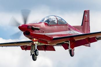 A-107 - Switzerland - Air Force Pilatus PC-21