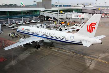 B-1853 - Air China Airbus A320