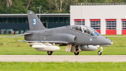 HW-348 - Finland - Air Force British Aerospace Hawk 51
