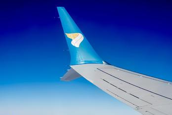 A40-MB - Oman Air Boeing 737-8 MAX
