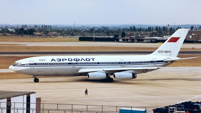 CCCP-86070 - Aeroflot Ilyushin Il-86