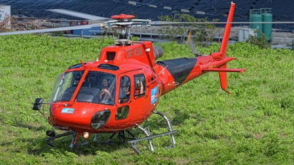 OE-XSK - Heli Austria Eurocopter AS350 Ecureuil / Squirrel