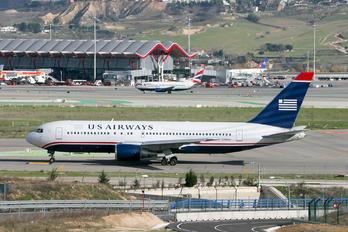 N245AY - US Airways Boeing 767-200ER