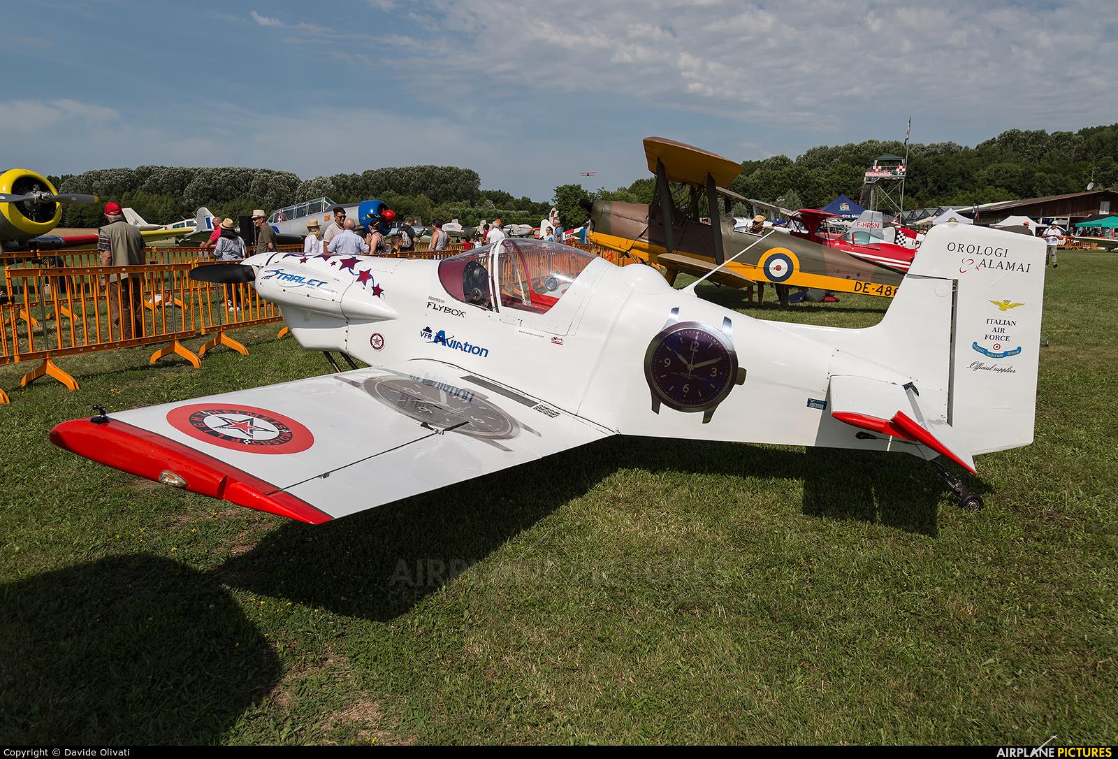 Private I-9331 aircraft at Montagnana